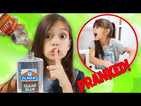 I Switched all the Slime Ingredients! Emily Cheated AGAIN! SLIME PRANK!