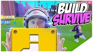 ROBLOX X FORTNITE | Build And Survive | AyChristeneGames (Build To Survive Game)