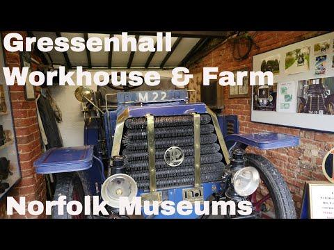 Visit to Gressenhall Workhouse - Norfolk Museum