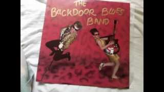 The backdoor blues band -Respect -NZ -1985