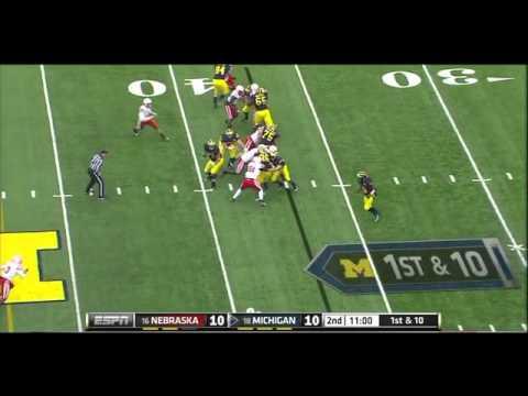 Lavonte David vs Michigan (2011)