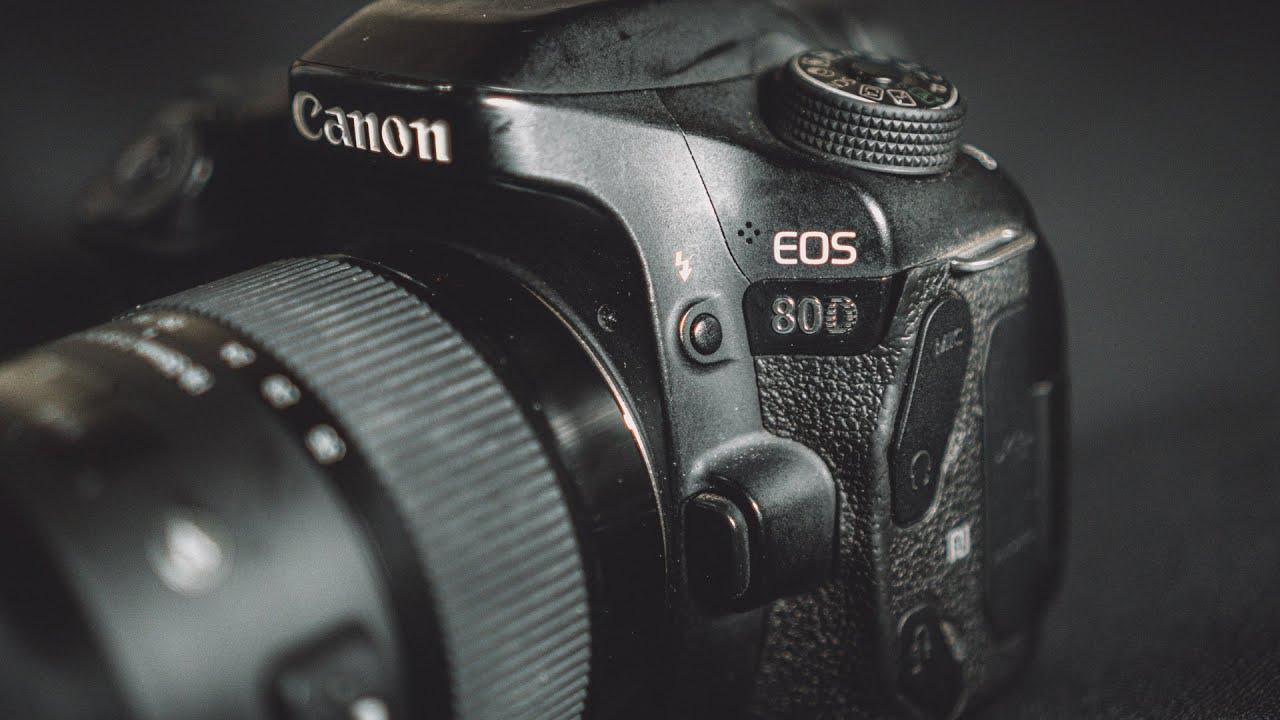 Canon 80D, mi mejor cámara.