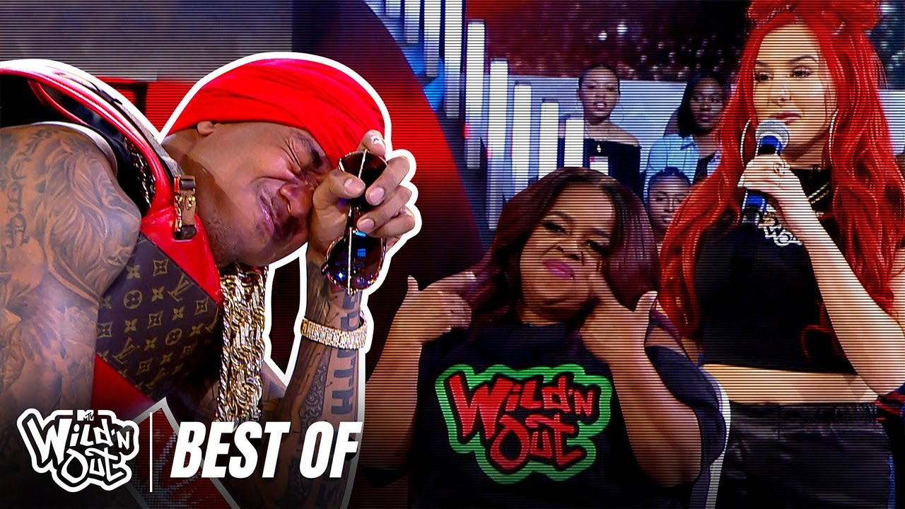 Unforgettable Nick vs. Guest Faceoffs 🔥Wild 'N Out