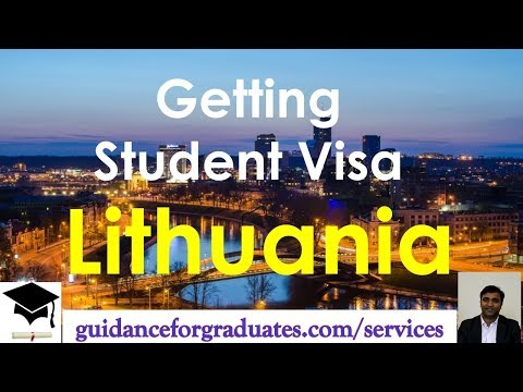 student-visa---lithuania.-application-procedure,-required-documents,-study-in-lithuania