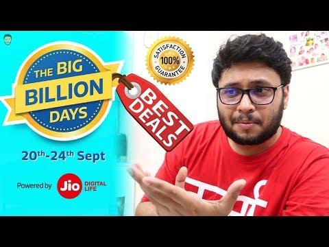 BEST DEALS FROM FLIPKART'S BIG BILLION DAY SALE 2017 ! Hindi