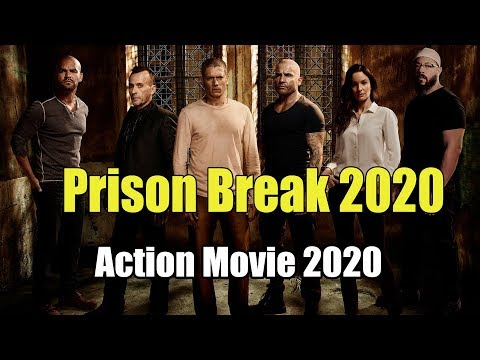 Action Movie 2020 - Prison Break 2020 - Best Action Movies Full Length English