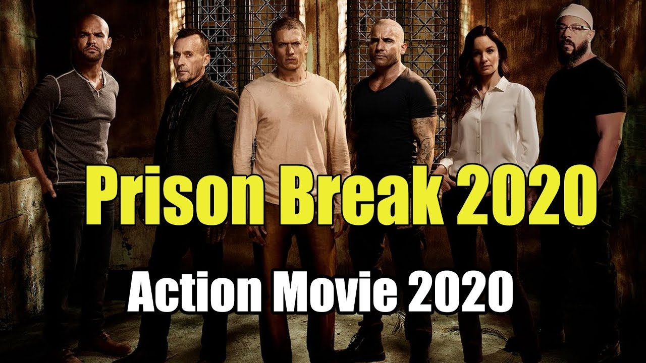 Download Action Movie 2020 - Prison Break 2020 - Best Action Movies Full Length English