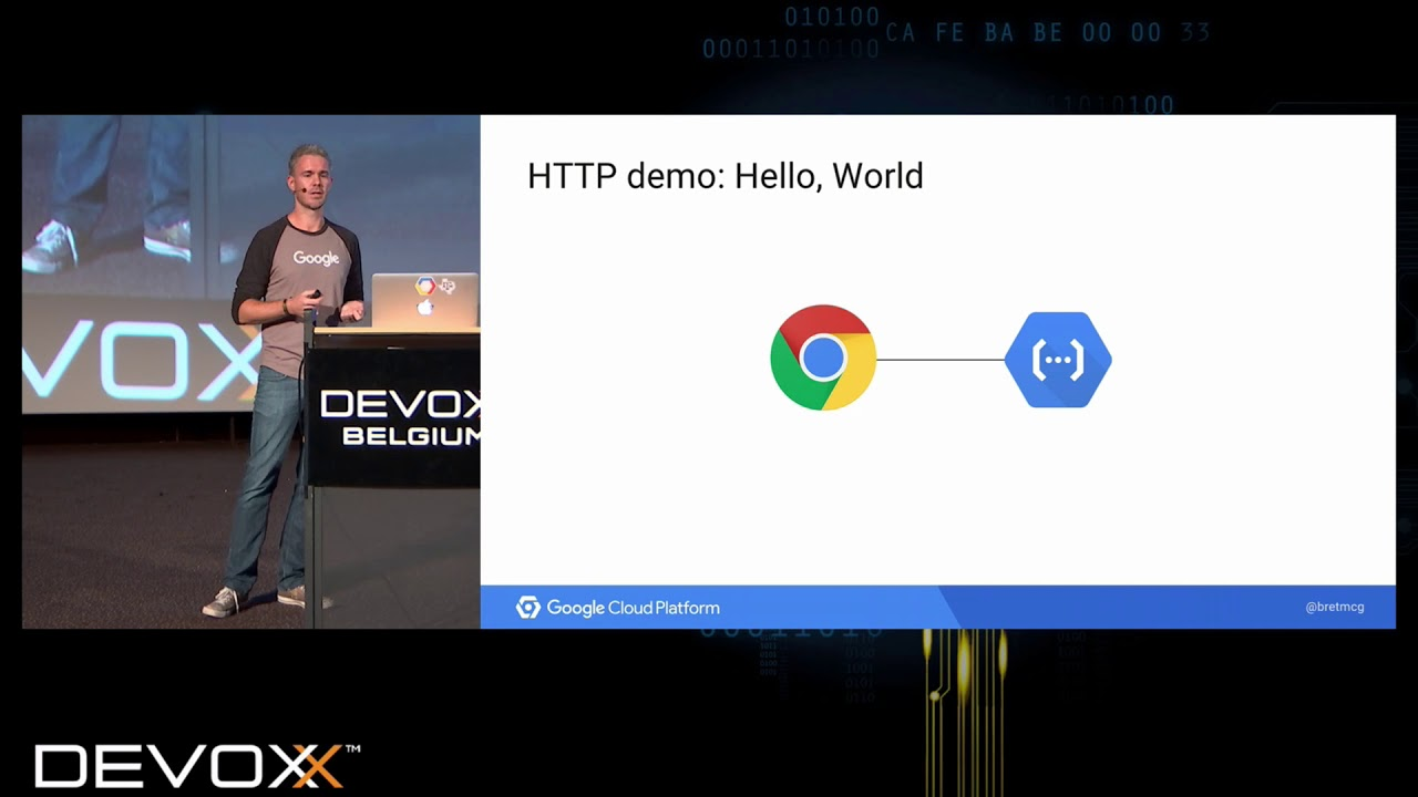 Serverless Microservices with Google Cloud Functions by Bret McGowen