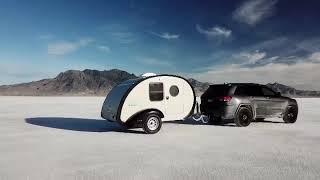 Bean Trailer – Salt Flats