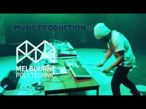 Diploma of Music Production 2016 Showcase event - promotional video