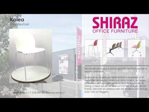 365º view | Kalea kantinestoel | Shiraz Office Furniture