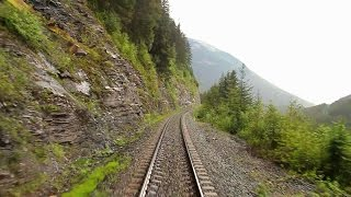 Riding the rails to the west!
