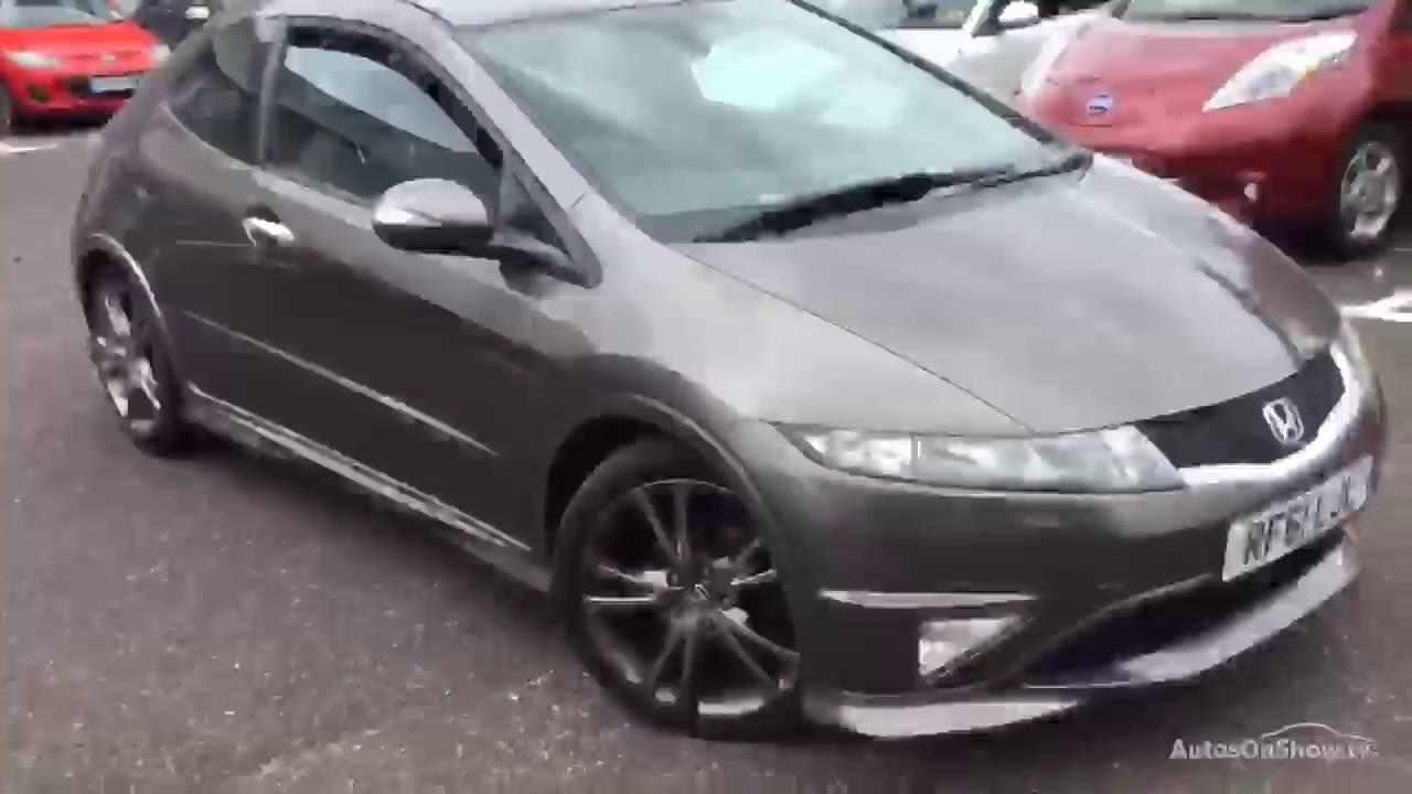 Honda Civic I Vtec Type S Gt Brown 2012 Youtube