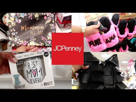 JCPENNEY SHOPPING!!!! COME WITH ME.. MOTHERS DAY GIFTS & MORE