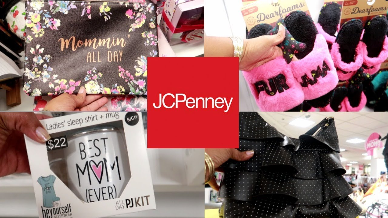 48a7e08dcd0d JCPENNEY SHOPPING!!!! COME WITH ME.. MOTHERS DAY GIFTS   MORE - YouTube