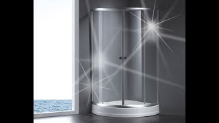 How to Clean Your Glass Shower Screen Like New Again For Cheap!!!