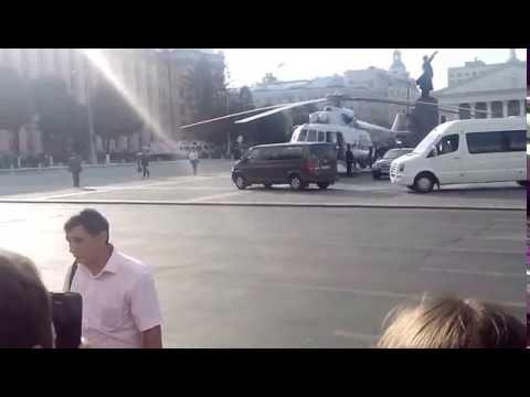 Владимир Путин в