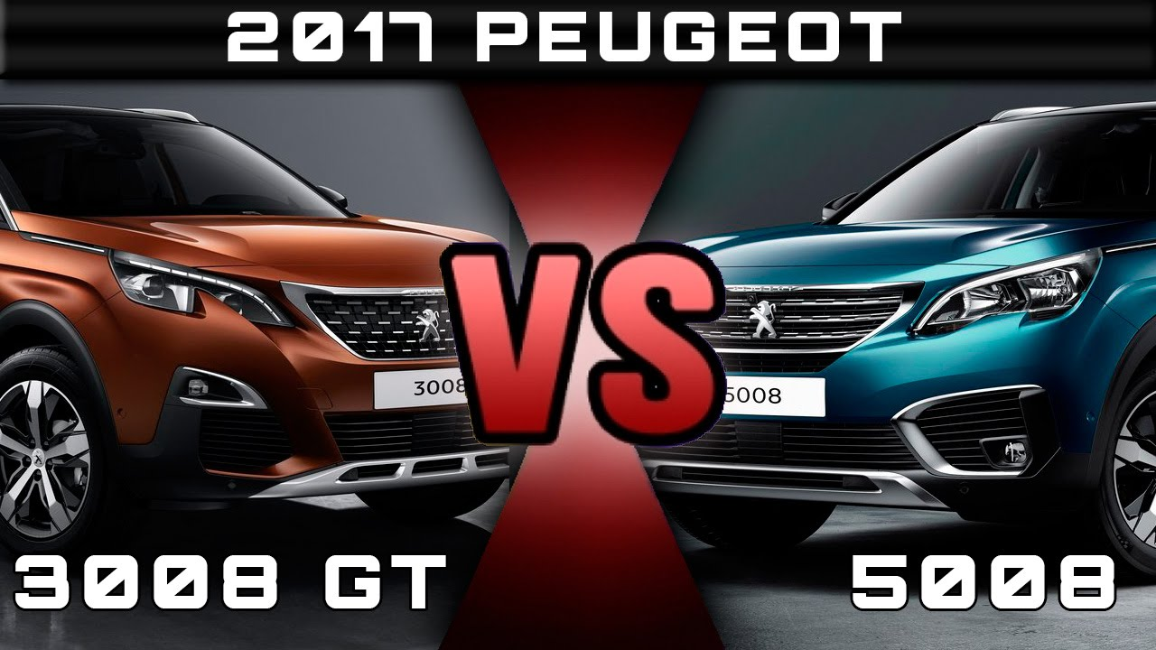 2018 peugeot 5008 review. interesting 2018 2017 peugeot 5008 vs 3008 gt review rendered price specs  release date  youtube throughout 2018 peugeot review