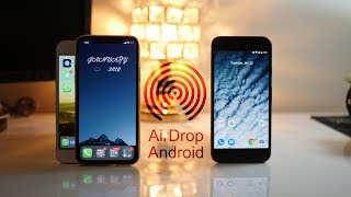 Airdrop Alternative For Android: Cross Platform! - Send Anywhere!