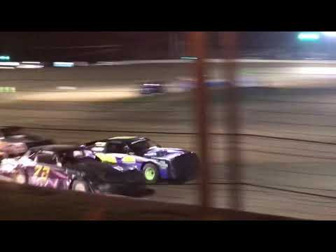 Charleston Speedway UMP Factory Stock Heat 1 Sept 30 2018