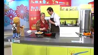 Miel sobre Hojuelas - Croquetas de bacalao