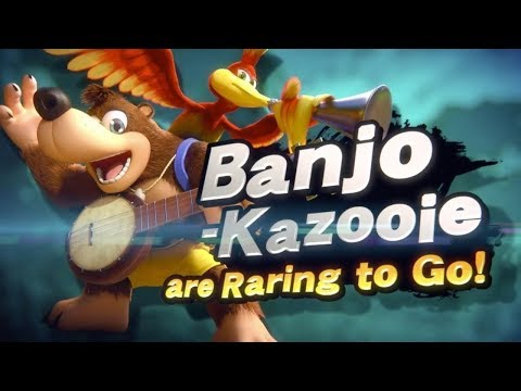 How To Play As Banjo-Kazooie! | Super Smash Bros Ultimate