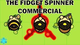 Surviv.io - The Fidget Spinner Commercial