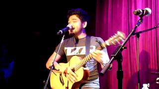 Gabe Bondoc - The Weight (2012 Live at The Red Room @ Cafe 939)