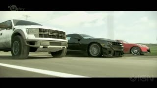 The Crew - Cinematic Trailer - E3 2013 Ubisoft Conference