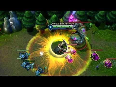 League Of Legends - Defender Leona Skin Spotlight