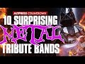 10 Metal Tribute Bands That You Didn't Know Existed