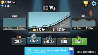 How to get money fast 2 : Hill Climb Racing