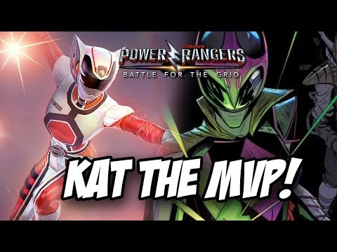 KAT THE MVP! - Power Rangers: Battle For The Grid   Online Matches (Switch)