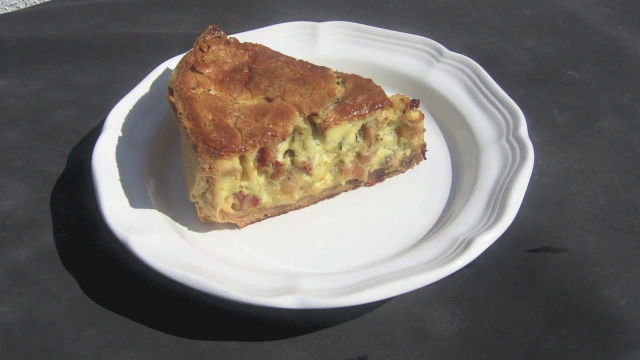 Quiche Lorraine: Cooking The French Laundry - YouTube