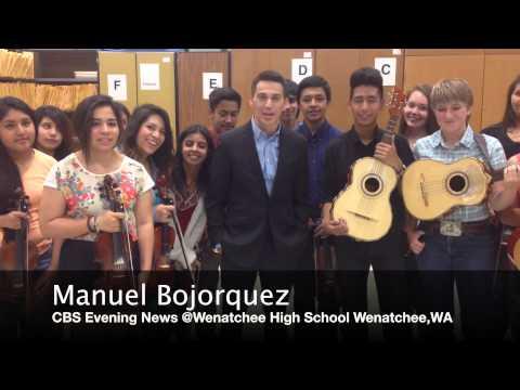 Manuel Bojorquez from