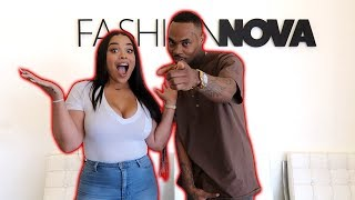 IT FINALLY HAPPENED!! FASHIONNOVA MEETING!! | HEATHER AND TRELL