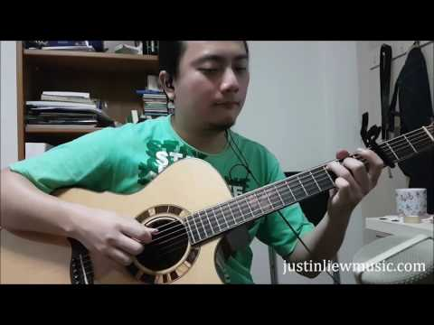 Taeyeon - 11:11 (solo Acoustic Guitar Instrumental Cover By Justin Liew)