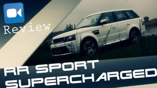 Range Rover Sport 5.0 Supercharged Review (English Subtitles)