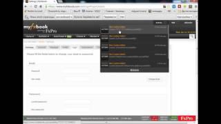 Мониторинг торговых форекс счетов в режиме реального времени через myfxbook. Советник myfxbook.(, 2013-09-21T10:10:15.000Z)