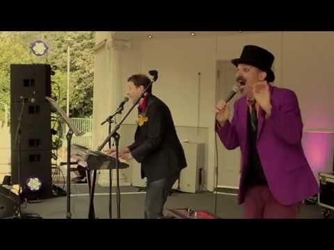 Kelvingrove bandstand    SCUNNER sept 2016 Walford Bodie