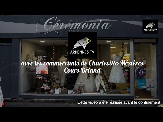Commerçants de Charleville-Mézières - Cours Briand