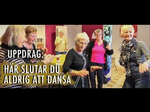 Kul reklamfilm för dansskola