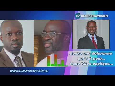 Ousmane SONKO une déferlente qui fait peur...Pape Kabo explique...