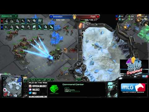 Flash vs Innovation Game 2 - RoE 46 - Part 1