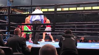 Rolando Romero vs Andres Figueroa 04/20/2019 (FULL FIGHT))