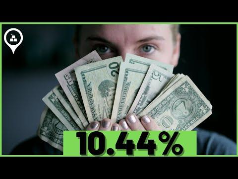 The BEST ALTERNATIVE To High Yield Savings Accounts (10.44% Annual Return!!!)