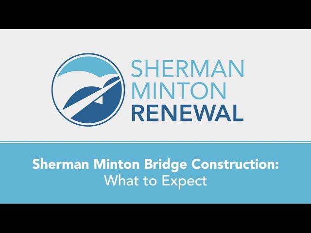 Sherman Minton Bridge Construction: What to Expect