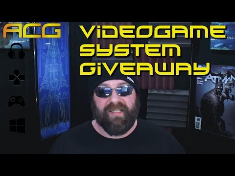 Jump Start Your 2017 Video-Game Playing Career GiveAway!