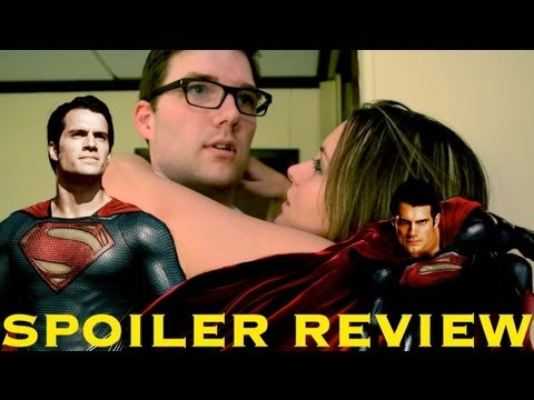 Man of Steel Spoiler Review by Chris Stuckmann