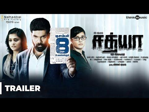 Sathya Official Trailer 2 | Sibi...